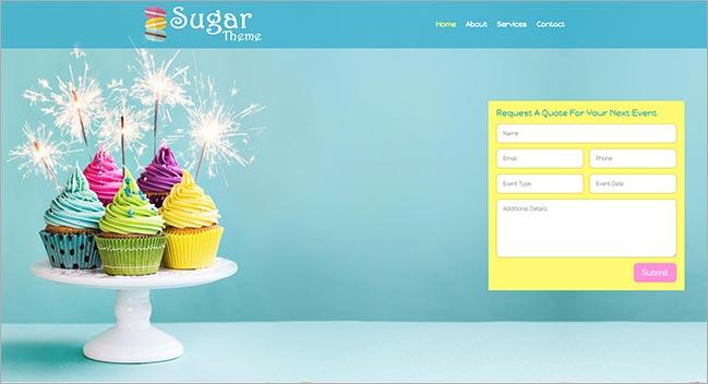 Sugar Theme